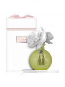 Chando Myst Collection Amethyst Love Diffuser With 200ml Lemon & Green Tea Fragrance