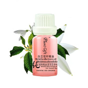 Plant Gift 100% White Orchid leaves Essential Oil - 0.34OZ / 10ml Michelia alba leaves Pure And Natural Skin Care Aromatherapy - Face And Body Wash -Relieve Nasal Congestion