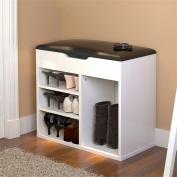 ALUK- European Locker For Shoe Stool Modern Simple Storage Stool Storage Hall Shoe (Length 60cm * Depth 30cm * Height 54)