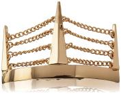 Kitsch Chain Bun Pin, Gold, 5ml