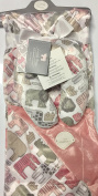 Reversible Baby Blanket with Travel Pillow with Animal Prints