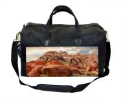 Red Rock Canyon Print Nappy Bag