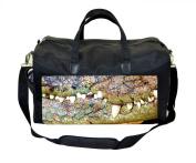 Alligator Teeth Nappy Bag