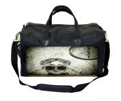 Steampunk Art Print Nappy Bag