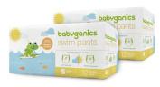 Babyganics Swim Pants, 24 Nappies, Small