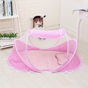 Hever Foldable Baby Tent Portable Infant Travel Bed Infant Mosquito Net