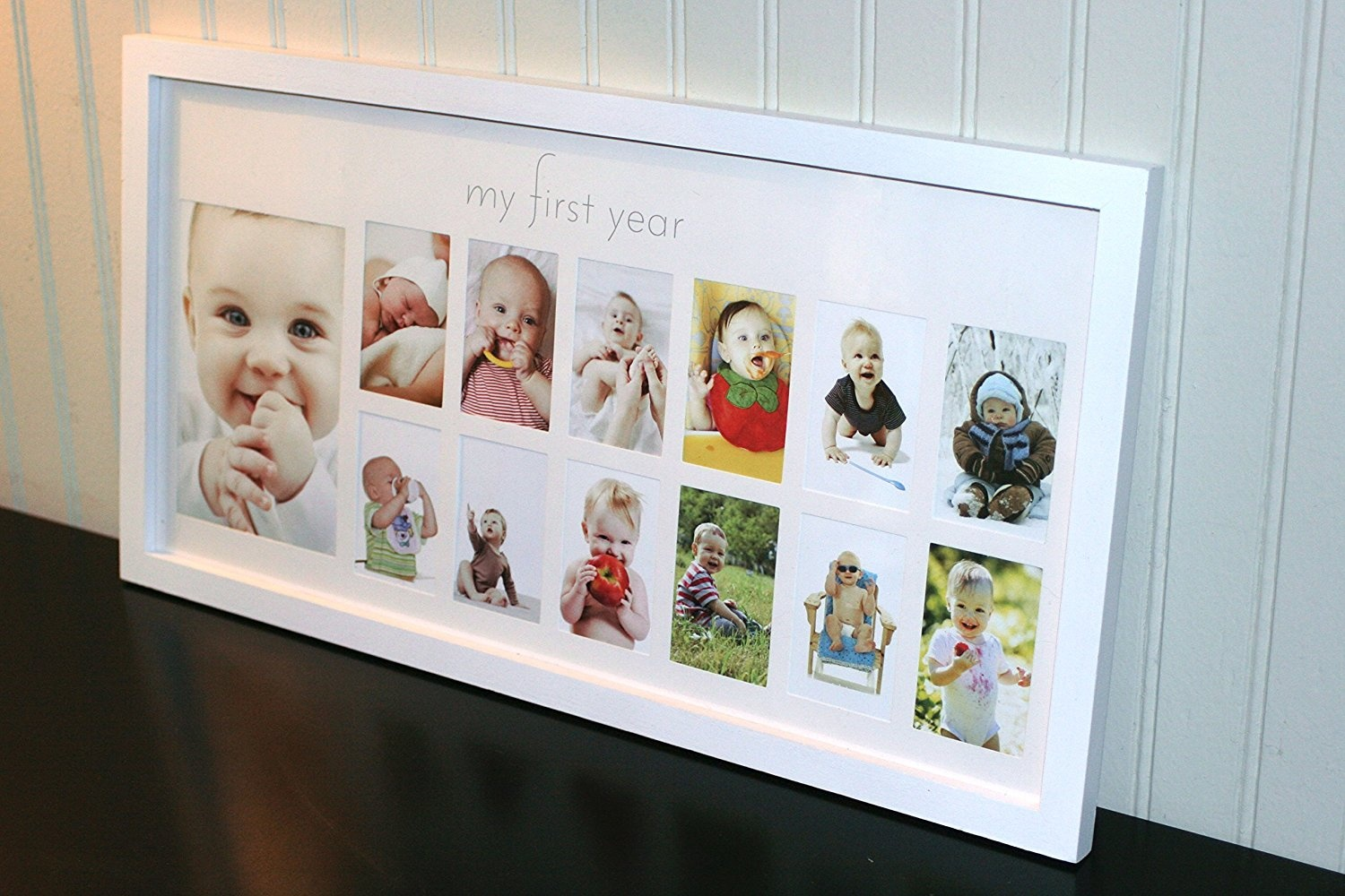 My First Year Photo Frame Baby Baby: Buy Online from Fishpond.com.au