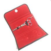 5 1/2 professional stainless steel straight thinning shear
