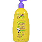 Boo Bamboo Baby Wash and Shampoo - Unscented - 550ml