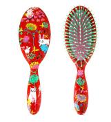 Pylones Ladypop Hairbrush Large Cache Cache