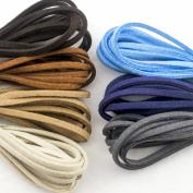 Summer-Ray 70 yards Micro-Fibre Beading Thread Faux Suede Cord String