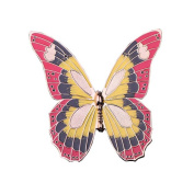 Separable Butterfly Door Cabinet Drawer Knobs Pull Handles Cupboard Handle Pull Knobs, B