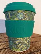 Ecoffee Cup + Willaim Morris