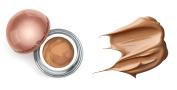 LA-Splash Ultra Defined Cream Foundation (with free Sleek Facial Sheet Mask) (Hazelnut / 30ml