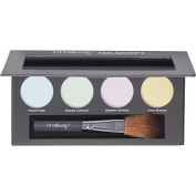 Ulta Beauty 4 Piece Colour Correcting Powder Palette, Freckle Fader, Redness, Brightens, Even Skin Tones