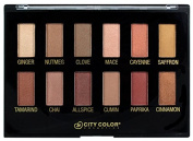 City Colour- Spice Me Up Palette