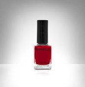 B Nail Shade Blushing Beauty, A Creamy Bright Red