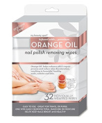 My Beauty Spot's Nail Polish Removing Wipes Infused With Premium Orange Oil!