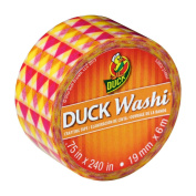 Duck Washi crafting paper tape, 1.9cm . by 610cm . Single roll