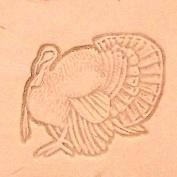 Leather Craft 3D Turkey Stamp Tool 8519-00