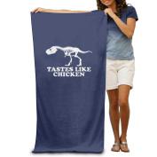 Beach Towel Taste Like Chicken Microfiber Towel