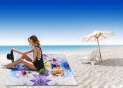 Hometom Wall Hanging Tapestry Beach Towel 150 ×130cm