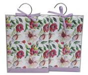 Set Of 2 Fragrant Wardrobe Freshener Sachets - Peony and Cashmere
