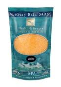 Health & Beauty Dead Sea Minerals - Bath Salts - Vanilla 500g