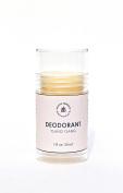 Aluminium Free Coconut Oil Vegan Deodorant Ylang Ylang 30ml Travel Size - All Natural Mild Formula For Sensitive Skin - Preservative Free