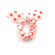 J-Beauty Woman Girl Cat Rabbit Ear Ponytail Holder Hair Tie Band