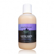 The Clarifying Shampoo Sulphate and Paraben Free with Lavender-Vanilla Essential Oils, 350ml