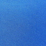 TooMeeCrafts 28cm by 20cm Glitter Cardstock, Bright Blue Colour,Pack of 10
