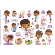 Doc McStuffins Temporary Tattoos 2 Sheets (Generic) Toys Gifts Party Favours by CharmTM