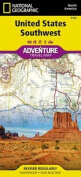 United States, Southwest Adventure Map