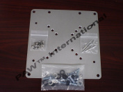 PAW International VESA 200 x 200 Steel Adapter Bracket for PAW Intl. Mounting System