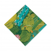 Cactus Party Luncheon Napkins
