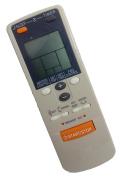 Replaced Air Conditioner Remote Control Compatible for Fujitsu ASU9CQ ARJW11 AR-DL9 AR-DL3 ASU9R1