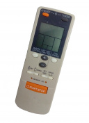 Replaced Air Conditioner Remote Control Compatible for Fujitsu ASU12R1A ARJW28 AR-CG1 ARJW30 AR-DB5