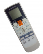 Replaced Air Conditioner Remote Control Compatible for Fujitsu Ar-ry6 Arrah2u Arry1 Arry18 Ar-rah2e