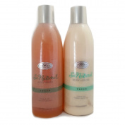 Longaberger So Rachel So Natural FRESH Body Wash & Lotion 350ml