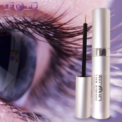 Pro-Nu New Eyelash Growth Serum 5ml - Made in USA - Eyelash Enhancer for Thicker, Fuller and Longer Eyelashes and Brows.