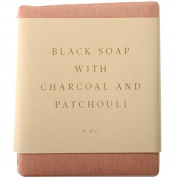 SAIPUA SOAPS Black Soap with Charcoal and Patchouli 180ml