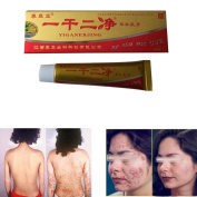Baomabao Natural Herbal Herbal Cream YiGanErJing for Psoriasis Eczema Acne Itch