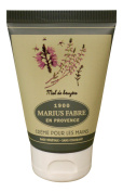 Hand Cream with vegetable oils, honey fragrance, travel size, 50ml, From Marius Fabre - France
