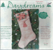 Berries & Bow Stocking - Daydreams Stocking Kit 72683