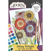 Daisy Delight Mini Colouring Book