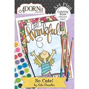 So Cute! Mini Colouring Book