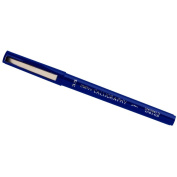 JAM Paper Thick Calligraphy Pen - 3.5 mm - Blue - sold individually