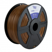 WYZworks ABS 1.75mm [ BROWN ] Premium 3D Printer Filament - Dimensional Accuracy +/- 0.05mm 1kg / 2.2lb + [ Multiple Colour Options Available ]