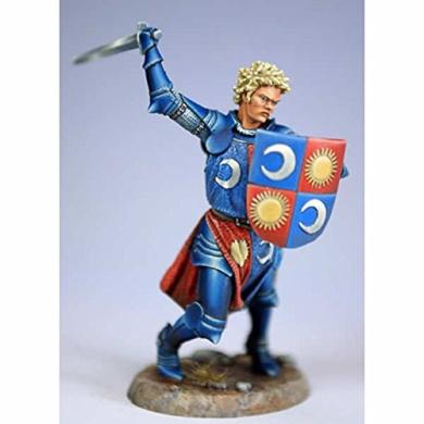 Brienne of Tarth Miniature George R.r. Martin Masterworks Dark Sword Miniatures